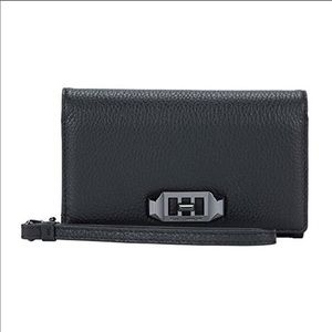 Rebecca Minkoff Love Lock IPhone XR Wallet + Case